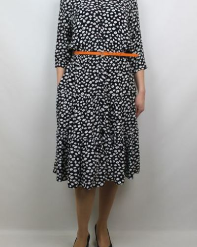 Платье - черное Piena