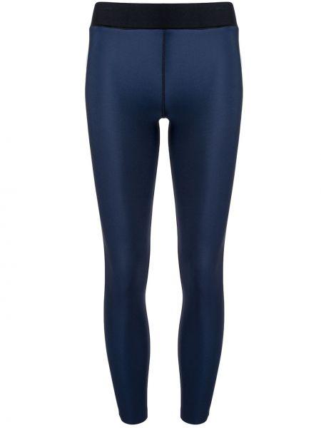 Синие нейлоновые спортивные брюки Ultracor