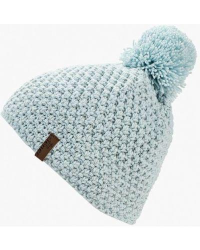 Голубая шапка осенняя Ziener