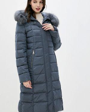 Зимняя куртка осенняя серая Betty Barclay