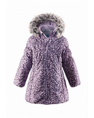 Фиолетовая куртка теплая Lassie By Reima