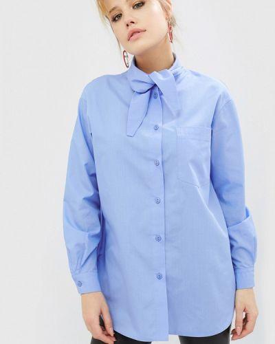 Голубая рубашка Cardo