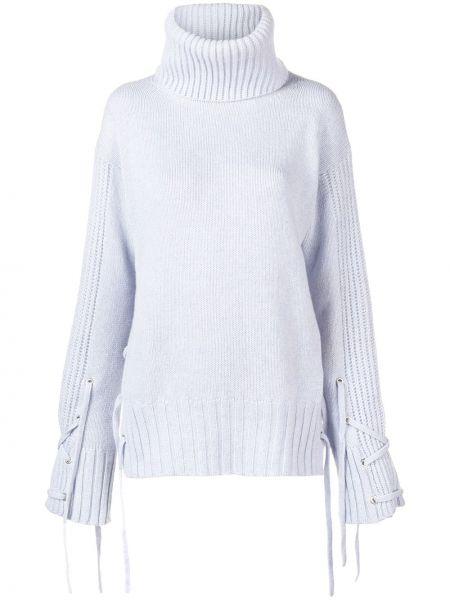 Шерстяной свитер на шею Mcq Alexander Mcqueen