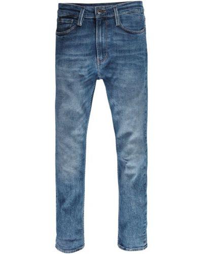 Mom jeans - niebieskie Garcia