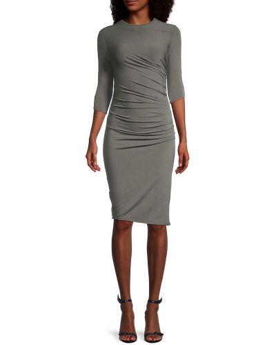 Sukienka asymetryczna Helmut Lang