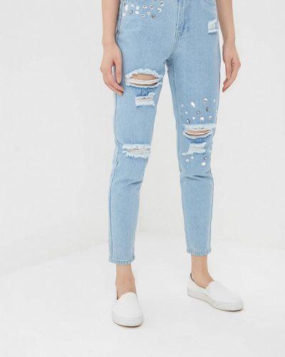 Голубые джинсы Brave Soul