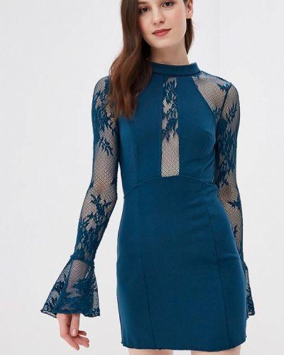 Платье осеннее прямое Free People