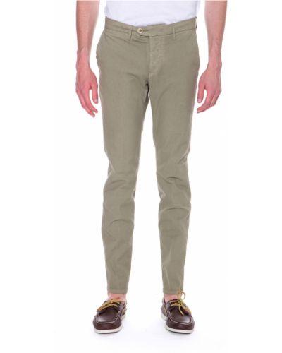 Zielone spodnie Oaks