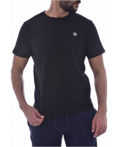 Czarna koszula Sergio Tacchini