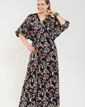 Платье из штапеля платье-сарафан прима линия