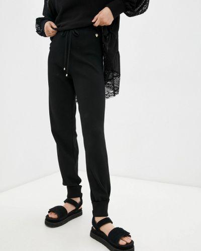 Черные спортивные брюки Twinset Milano