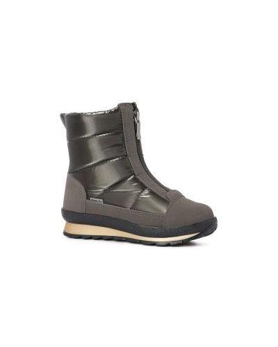 Серые ботинки Jog Dog