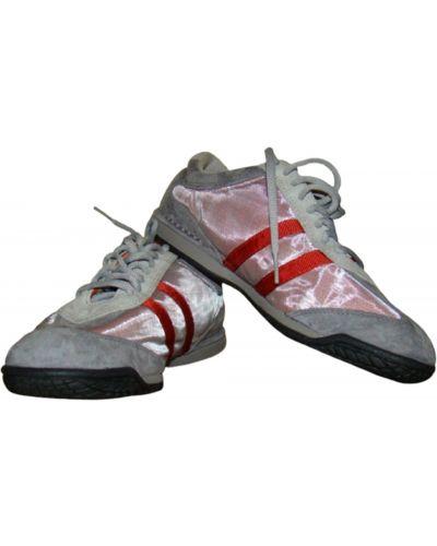 Замшевые кроссовки Rockport