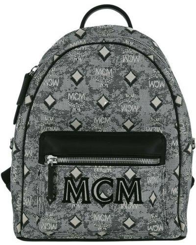 Szary plecak Mcm