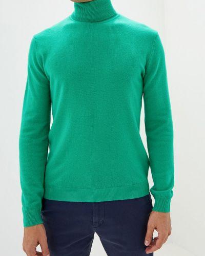 Водолазка - зеленая United Colors Of Benetton