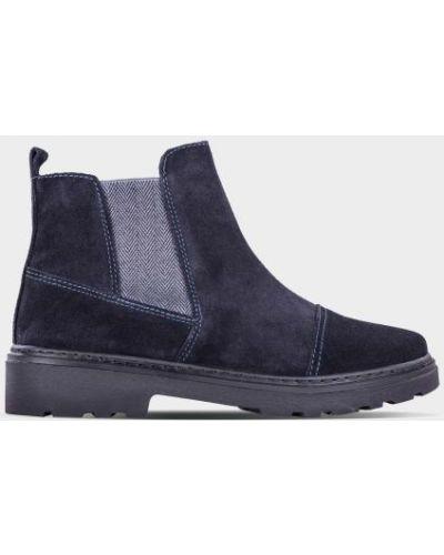Повседневные ботинки - синие Braska