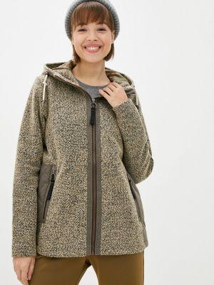 Коричневая демисезонная куртка Torstai