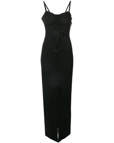 Платье с оборками - черное Fenty X Puma