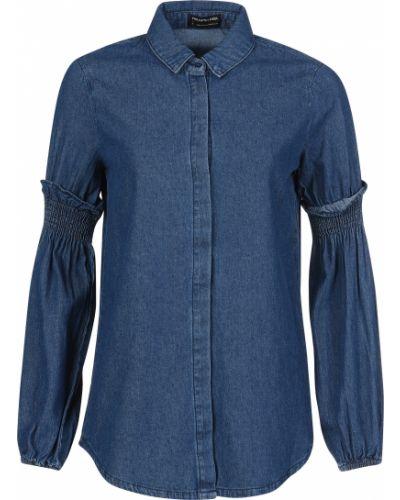 Рубашка синяя The Fifth Label