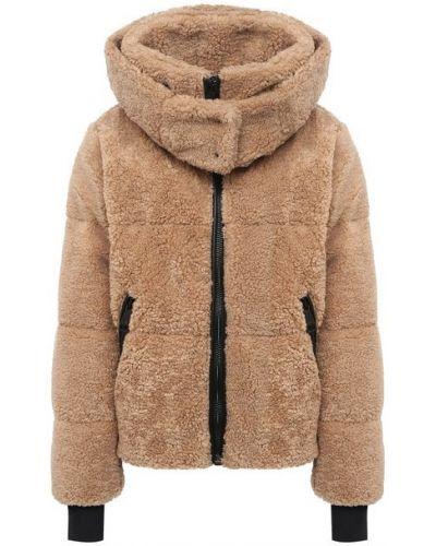 Пуховая куртка - коричневая Sam.