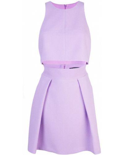 Фиолетовое платье Black Halo