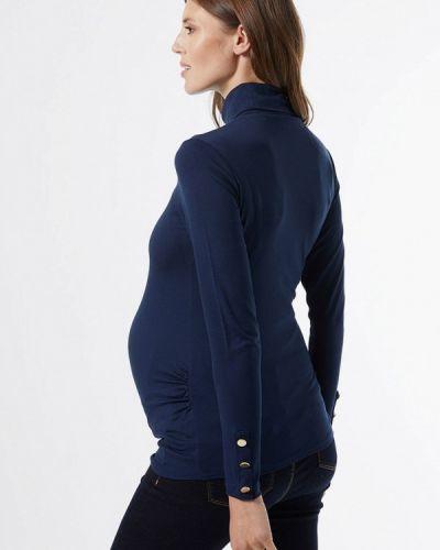 Синяя водолазка для беременных Dorothy Perkins Maternity