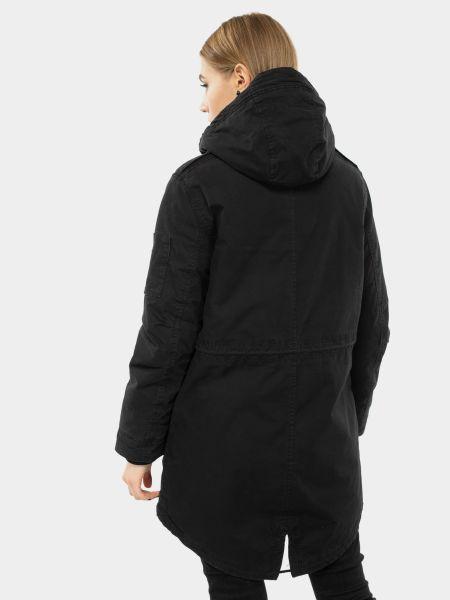 Куртка - черная Timberland