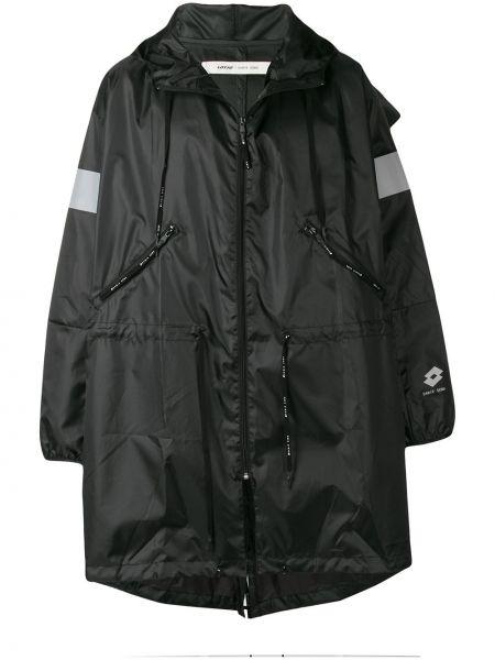 Черное пальто Damir Doma