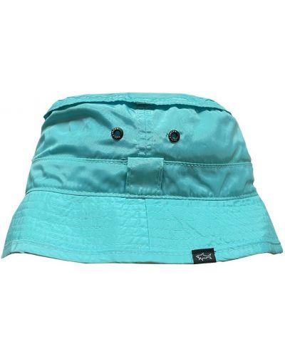 Niebieski kapelusz Paul & Shark