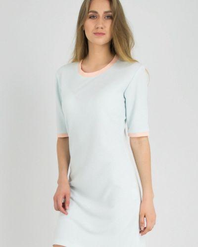 Платье футболка осеннее Dasti