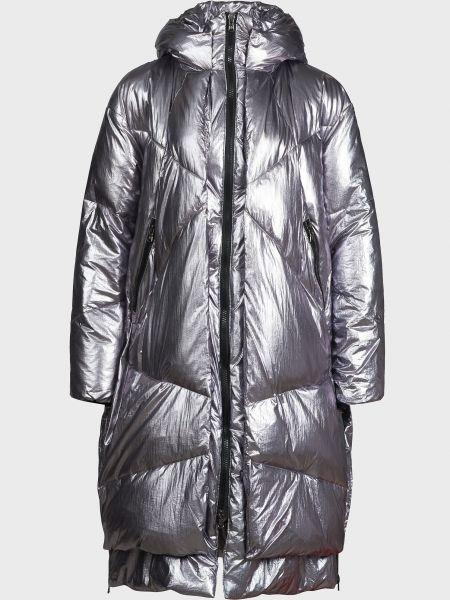 Куртка на молнии - серебряная Canadian