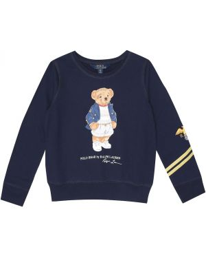 Bluza z kapturem Polo Ralph Lauren Kids
