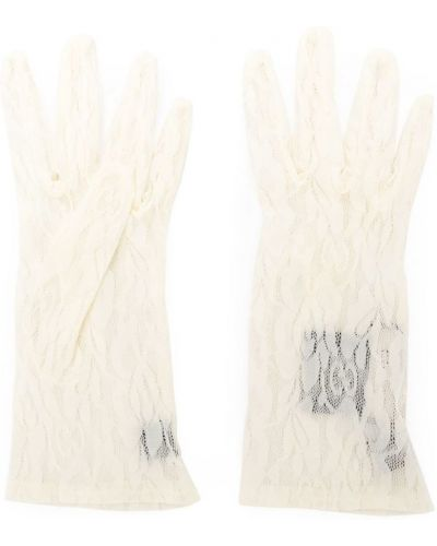 Перчатки - бежевые Gucci
