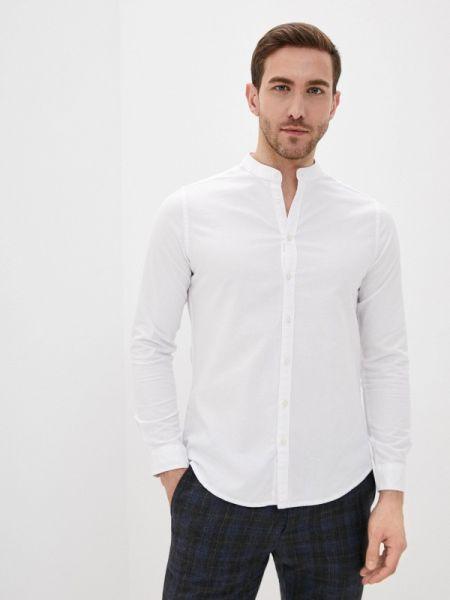 Белая рубашка Piazza Italia