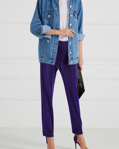 Спортивные брюки на резинке со стрелками Golden Goose Deluxe Brand