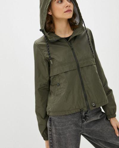 Облегченная куртка хаки Q/s Designed By