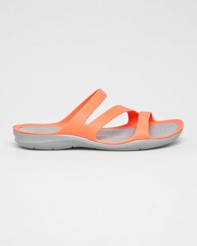 Спортивные сандалии коралловый Crocs