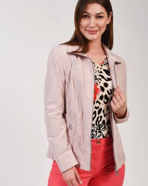 Розовая куртка Lebek