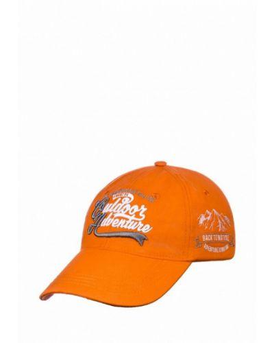Оранжевая бейсболка Atrics