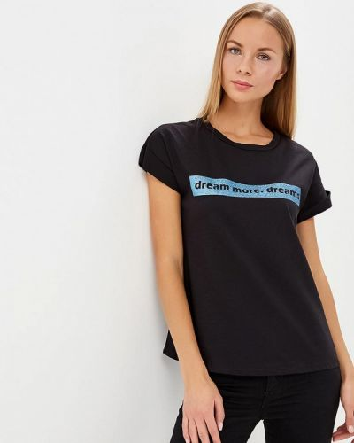 Черная футболка 2019 Imperial