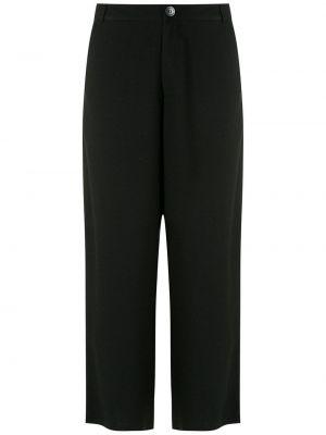 Шерстяные брюки - черные Uma   Raquel Davidowicz