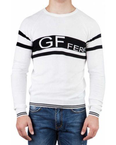 Джемпер осенний белый Gf Ferre