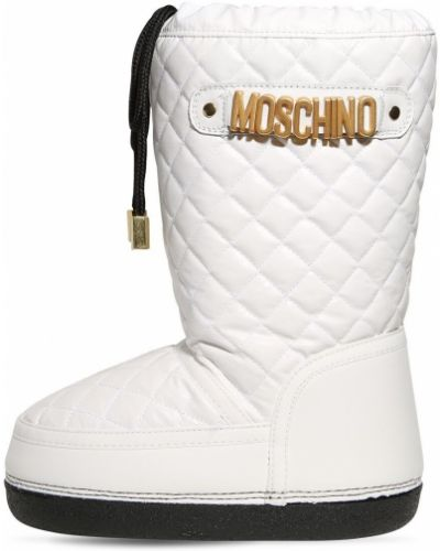 Buty nylon Moschino
