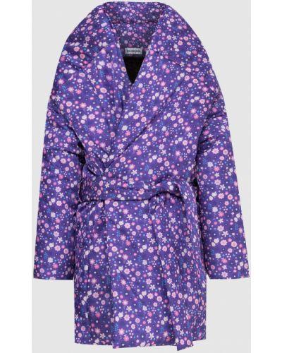 Куртка на запах - фиолетовая Balenciaga