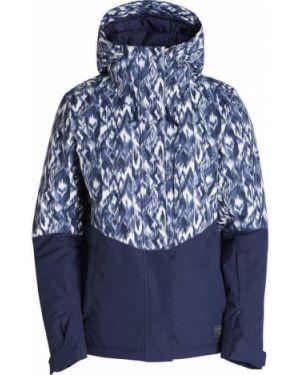 Горнолыжная куртка леопардовая для сноуборда Billabong