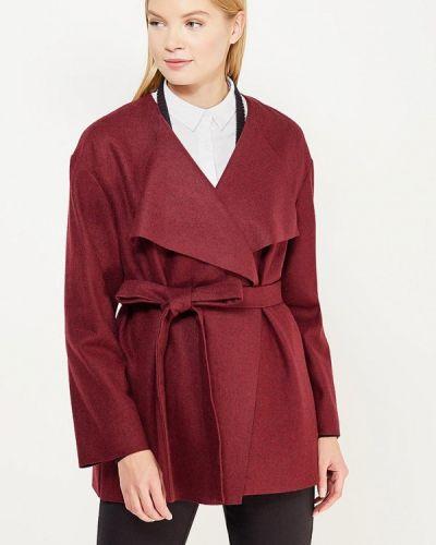 Пальто демисезонное бордовый Lavlan