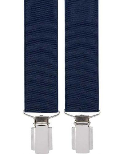 Niebieskie szelki Lindenmann