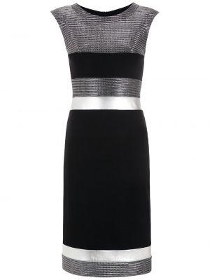 Платье миди - черное Gloria Coelho