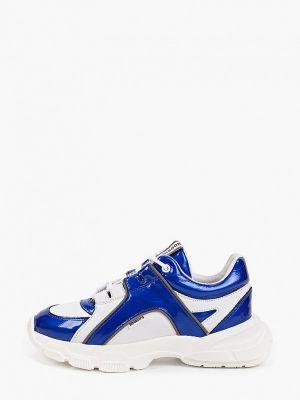 Синие резиновые кроссовки Roobins