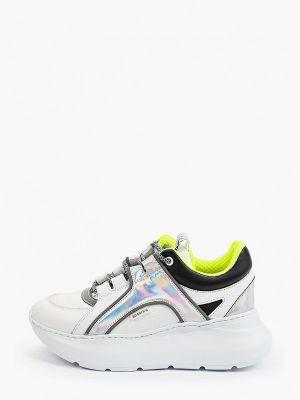 Разноцветные кроссовки Roobins